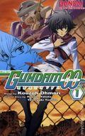 Mobile Suit Gundam 00 GN (2009 Bandai Digest) Double-0 1-1ST