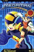 Mega Man NT Warrior GN (2004 Digest) 1-1ST