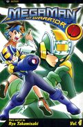 Mega Man NT Warrior GN (2004 Digest) 4-1ST