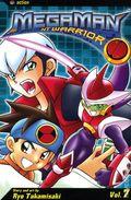 Mega Man NT Warrior GN (2004 Digest) 7-1ST