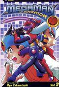 Mega Man NT Warrior GN (2004 Digest) 2-REP