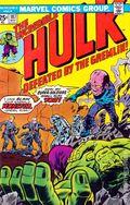 Incredible Hulk (1962-1999 1st Series) Mark Jewelers 187MJ