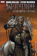 Wolverine Old Man Logan HC (2009 Marvel) 1st Edition 1B-1ST