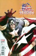 Captain America Reborn (2009 Marvel) 3C