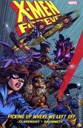 X-Men Forever TPB (2009-2010 Marvel) 1-1ST