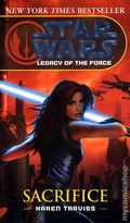 Star Wars Legacy of the Force Sacrifice PB (2008 Del Rey Novel) 1-1ST