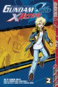 Mobile Suit Gundam Seed X Astray GN (2006 Tokyopop Digest) 2-1ST