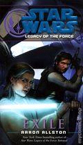 Star Wars Legacy of the Force Exile PB (2008 Del Rey Novel) 1-1ST