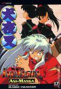 Inu Yasha GN (2004-2008 Ani-Manga) 17-1ST