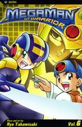 Mega Man NT Warrior GN (2004 Digest) 6-1ST