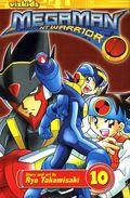 Mega Man NT Warrior GN (2004 Digest) 10-1ST