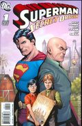 Superman Secret Origin (2009) 1B