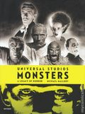 Universal Studios Monsters A Legacy of Horror HC (2009 Universe) 1-1ST