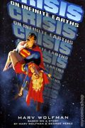 Crisis on Infinite Earths HC (2005 A Pocket Books Novel) 1-1ST