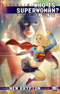 Supergirl Who is Superwoman? TPB (2009 DC) A New Krypton Collection 1-1ST