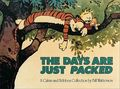 Days Are Just Packed TPB (1993 Andrews McMeel) A Calvin and Hobbes Collection 1-1ST