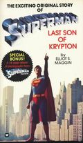 Superman Last Son of Krypton PB (1978 Novel) 1-REP
