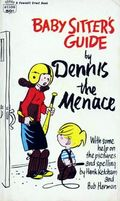 Baby Sitter's Guide by Dennis the Menace PB (1961) 1-1ST
