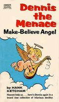 Dennis the Menace Make-Believe Angel PB (1964) 1-1ST