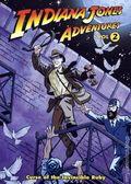 Indiana Jones Adventures TPB (2008 Dark Horse Digest) 2-1ST