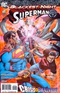 Blackest Night Superman (2009) 2B