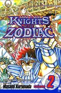 Knights of the Zodiac GN (2003-2009 Viz Digest) 2-1ST