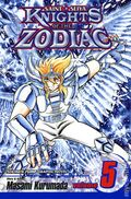 Knights of the Zodiac GN (2003-2009 Viz Digest) 5-1ST