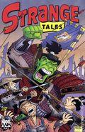 Strange Tales (2009) 3