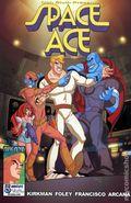 Space Ace (2009 Arcana Studio) 5