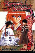 Rurouni Kenshin GN (2003-2006 Shonen Jump Edition Digest) 5-1ST