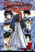 Rurouni Kenshin GN (2003-2006 Shonen Jump Edition Digest) 9-1ST