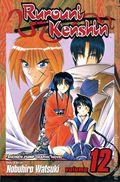 Rurouni Kenshin GN (2003-2006 Shonen Jump Edition Digest) 12-1ST
