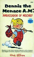 Dennis the Menace A.M. Ambassador of Mischief PB (1961) 1-REP