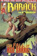 Barack the Barbarian Fall of Red Sarah (2009) 0