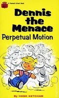 Dennis the Menace Perpetual Motion PB (1969) 1-1ST