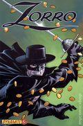Zorro (2008 Dynamite Entertainment) 18A
