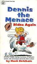 Dennis the Menace Rides Again PB (1960) 1-REP