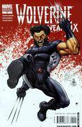 Wolverine Weapon X (2009 Marvel) 5B