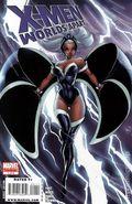 X-Men Worlds Apart (2008) 1A
