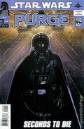 Star Wars Purge Seconds to Die (2009 Dark Horse) 0