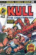 Kull the Conqueror (1971 1st Series) Mark Jewelers 14MJ