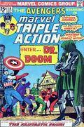 Marvel Triple Action (1972) Mark Jewelers 19MJ