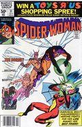 Spider-Woman (1978-1983 1st Series) Mark Jewelers 31MJ