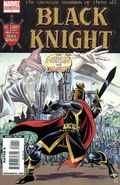 Black Knight (2009 Marvel) 1
