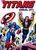Titans Annual 1977 HC (1976) 1-1ST