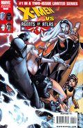 X-Men vs. Agents of Atlas (2009) 1B