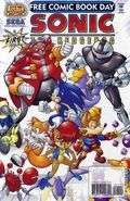 Sonic the Hedgehog FCBD (2007) 2008