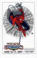 Heroes Convention Program Book Charlotte (1992) 2007