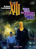 Code XIII GN (1989 Comcat Comics) 3-1ST