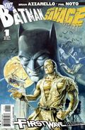 Batman Doc Savage Special (2009 DC) 1A